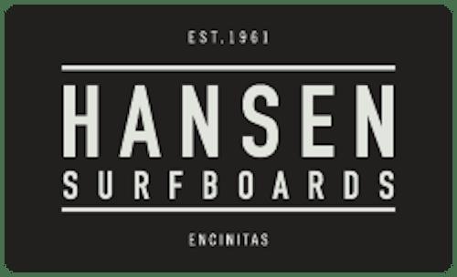 Hansen Sufboards