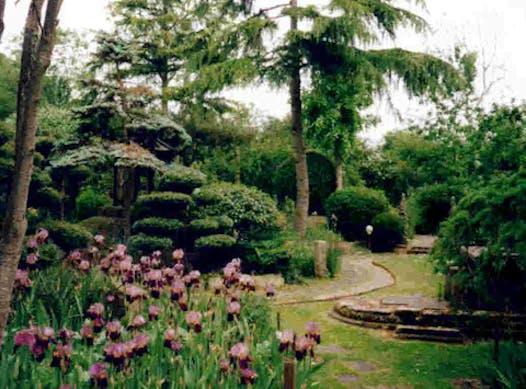 environment fundraising - Japanese Garden
