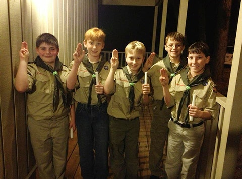 Troop 876 - Savannah, Boys Scouts of Amercia
