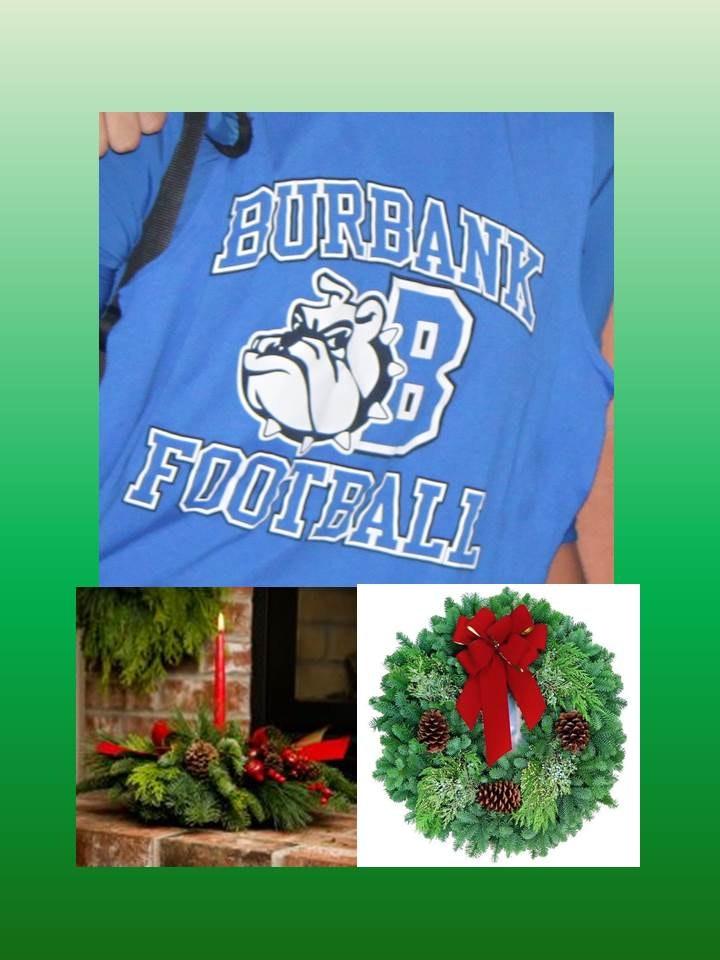 BULLDOG BOOSTERS (Burbank HS Football)