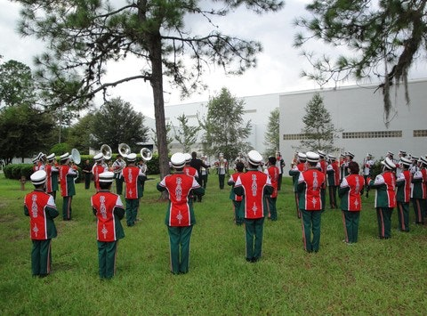 Eastside High School Ram Band