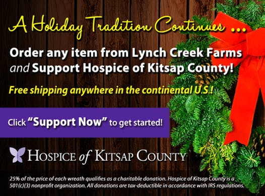 community improvement projects fundraising - Hospice of Kitsap County