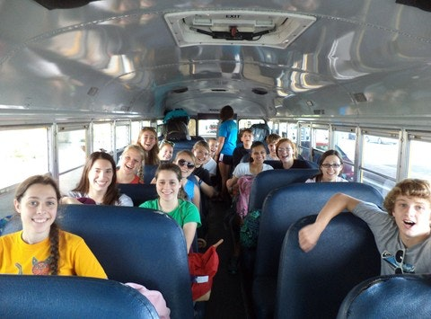 Towson Presbyterian Youth Mission Trip 2014