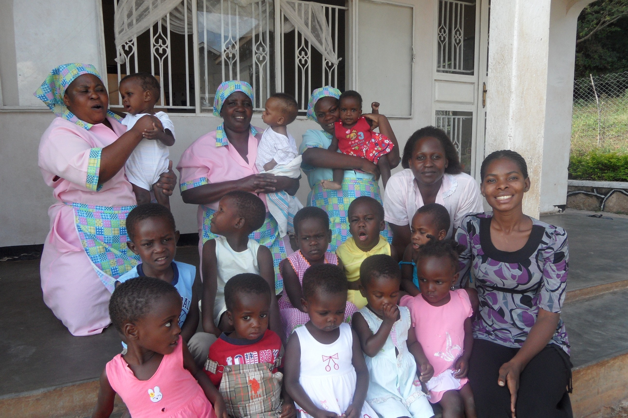 Aggie's Baby Home Christmas Fundraiser