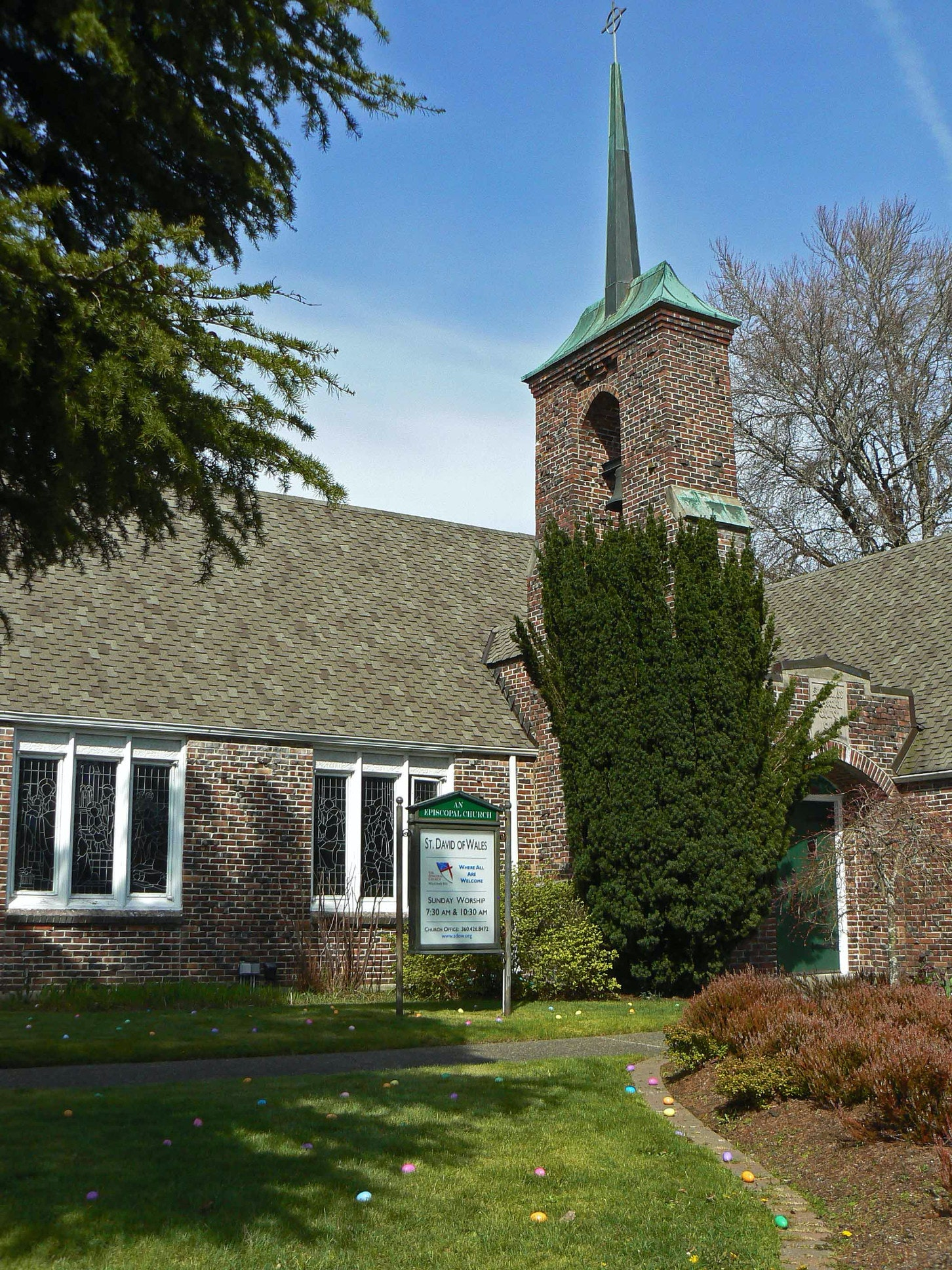 St. David's Episcopal Church