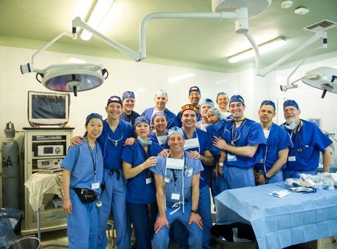 International Surgical Mission Support Team ENT