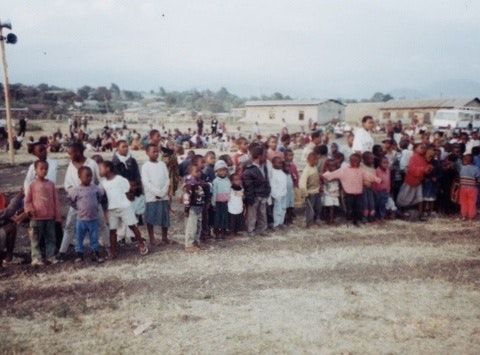 Christmas for Tanzania Children Orphanage
