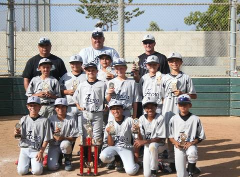 OC Aces Youth Baseball