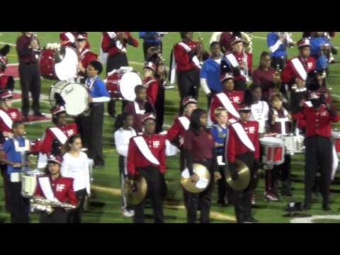 HF (Homewood Flossmoor) Band - FPAC Tour to China