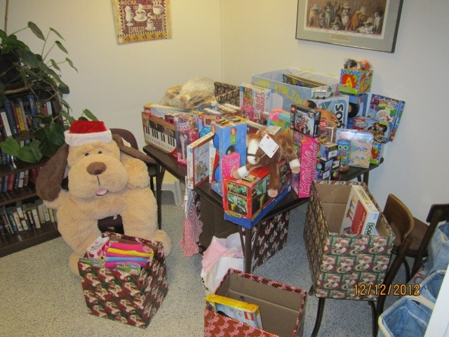 State Employees' Toy Drive