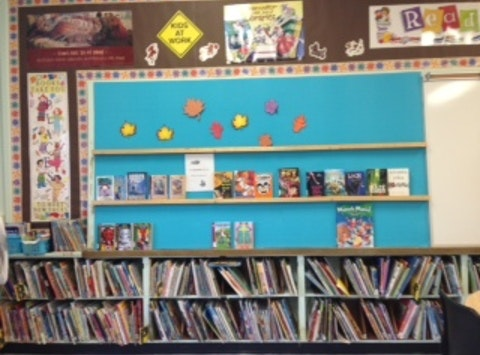 St. Agatha Catholic School loves to read!