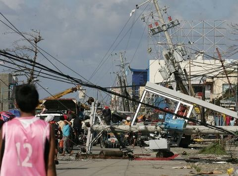 personal & family fundraising - Please Help the Typhoon Haiyan Survivors