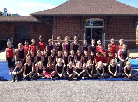 Team Foothills Gymnastics