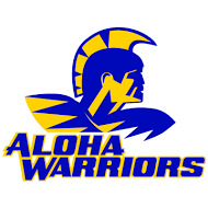 The Aloha Warrior High School Swim Team