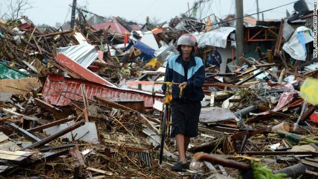 Join the Philippines Super Typhoon Haiyan Fund