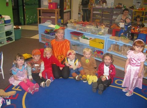Shelton Co-Op Preschool