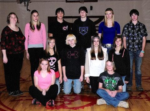 Rosebud School Class of 2016