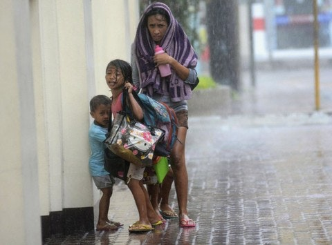 personal & family fundraising - Join the Philippines Super Typhoon Haiyan Fund