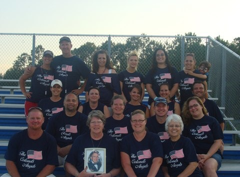 Relay for Life, The Colonel's Angels