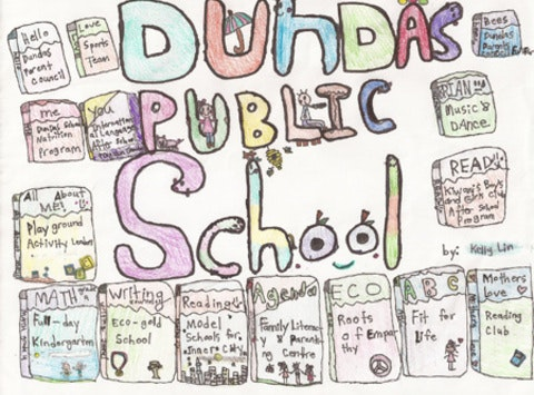 Dundas PS is Raising Readers!