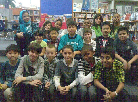 Enriching Experiences for Eglinton PS Students