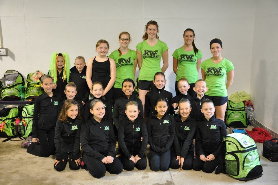 Support Our Synchro Club!