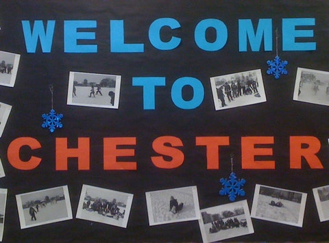Books/Resources for Chester Children