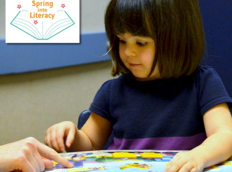 Spring Into Literacy, 2014