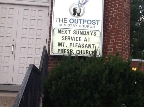 church & faith fundraising - Outpost Ministry