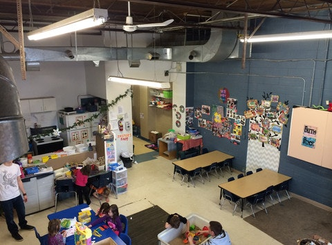 personal & family fundraising - Regina Eastview Daycare - Revamp Project