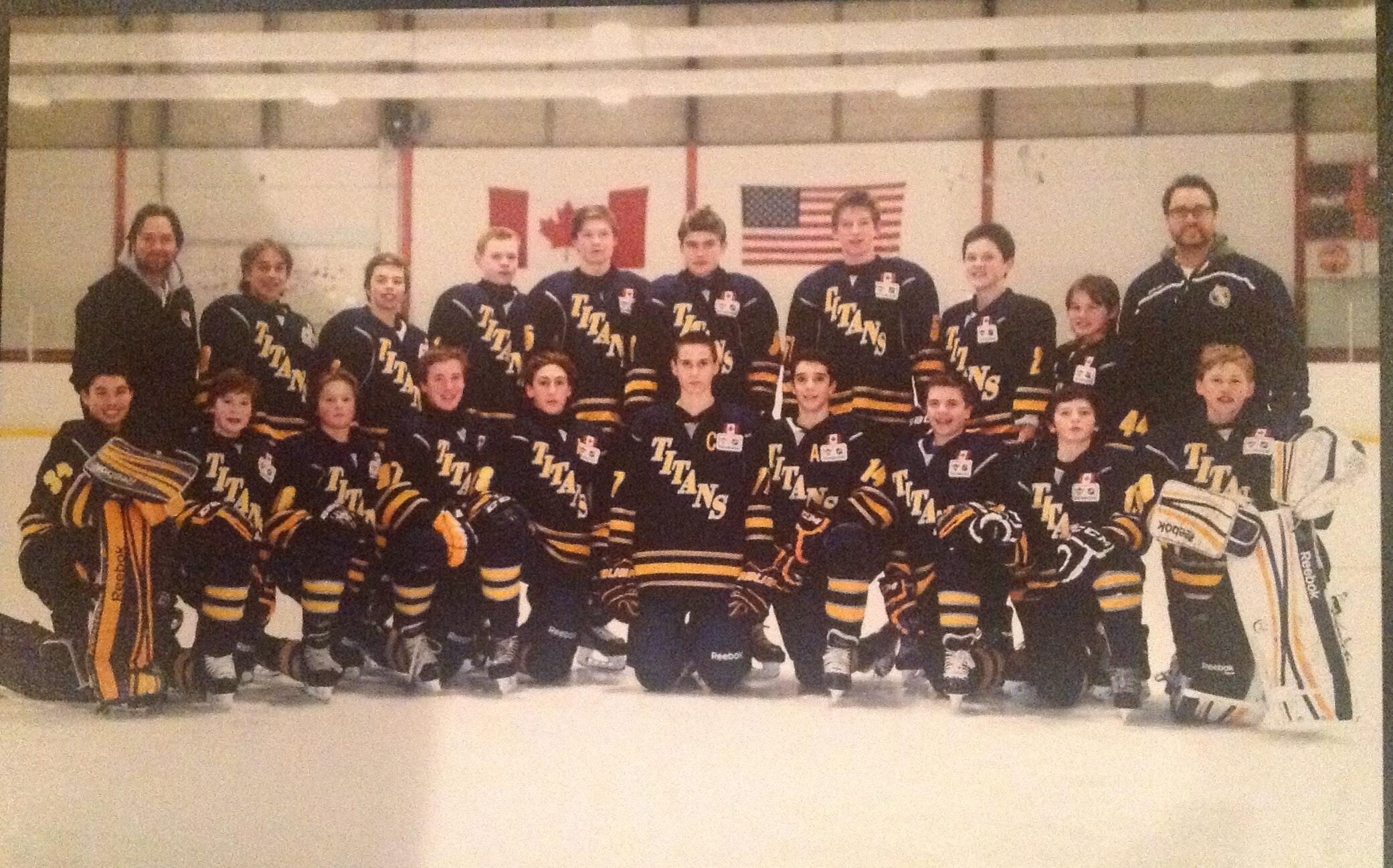 Toronto Titans 2000