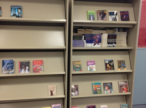 Renew HEB School Library