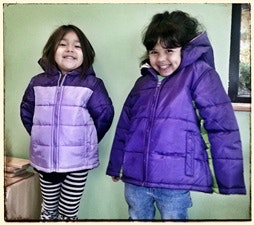 Rotary Club of Winnetka-Northfield- New Winter Coats for Chicago Area Kids in Need