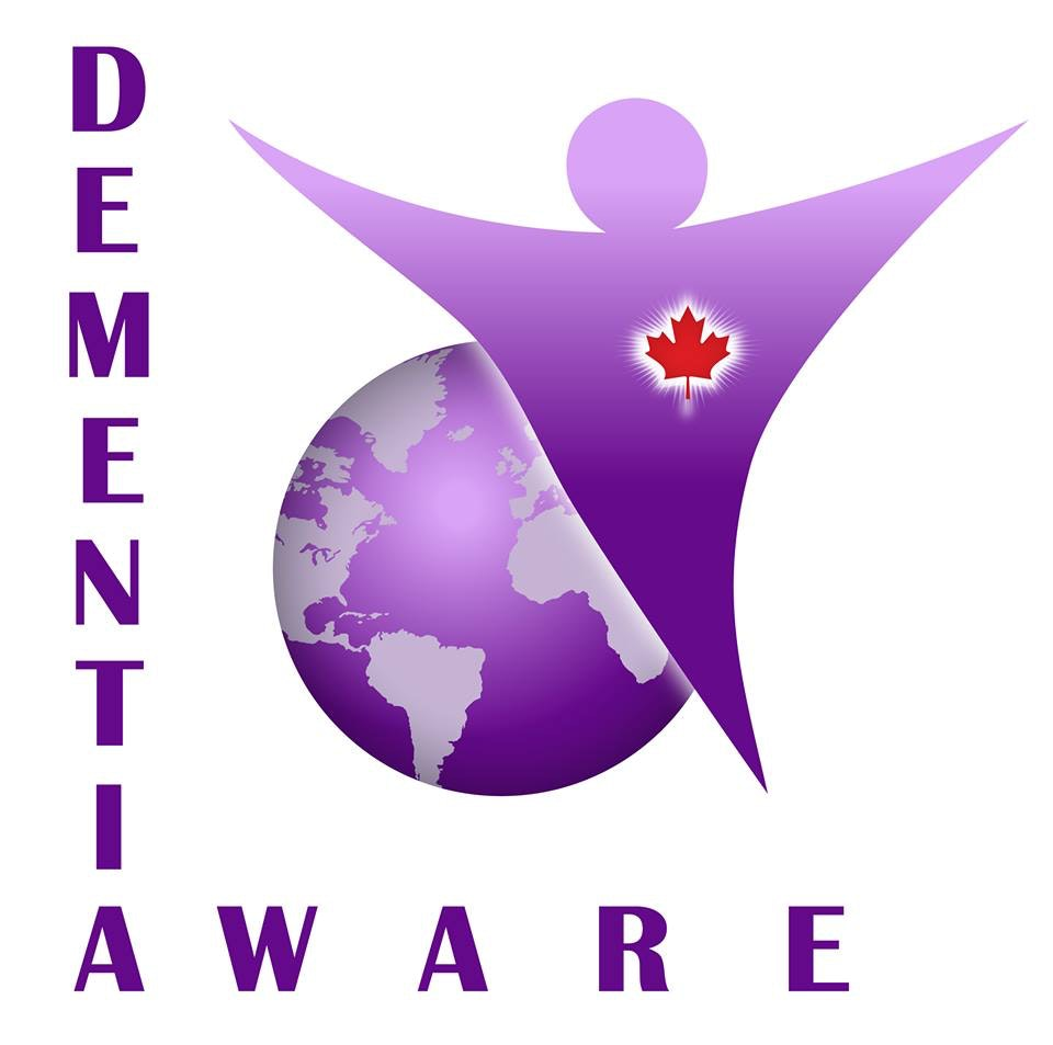 The Purple Angel Ambassadors of Canada for Dementia Awareness- Charity Campaign