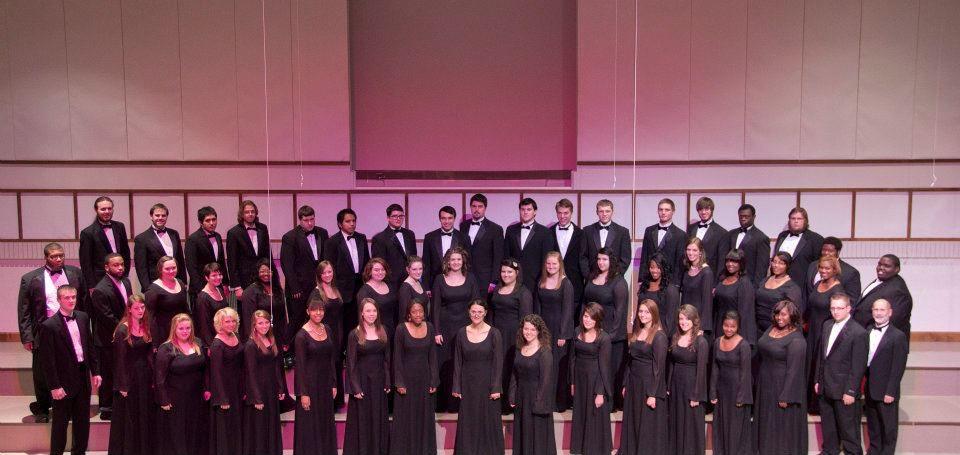 SAU Choir Trip