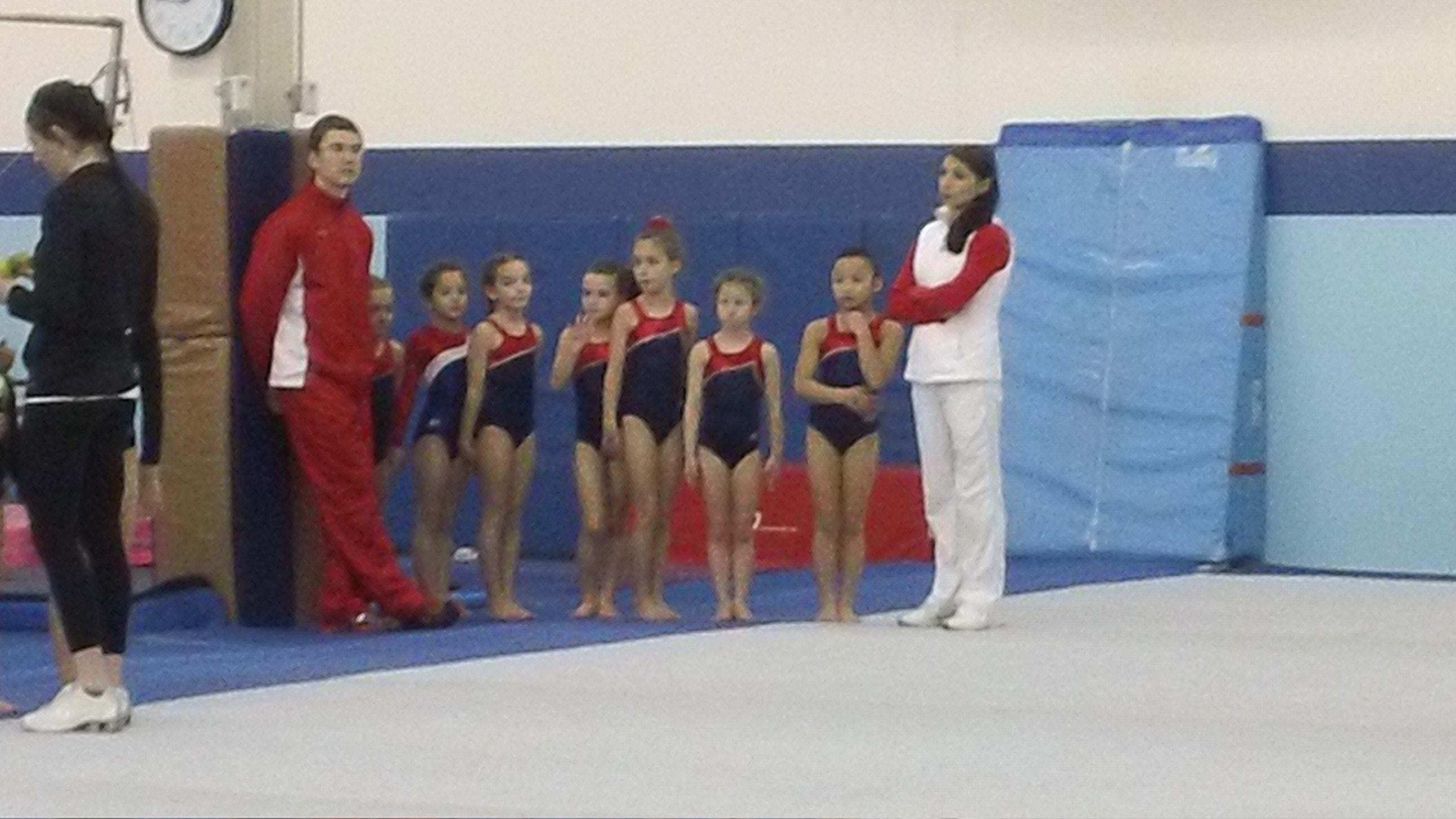 Champions United Gymnastics Academy Fundraiser