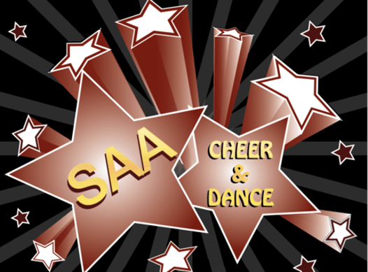cheerleading fundraising - SAA 8th Grade Cheer