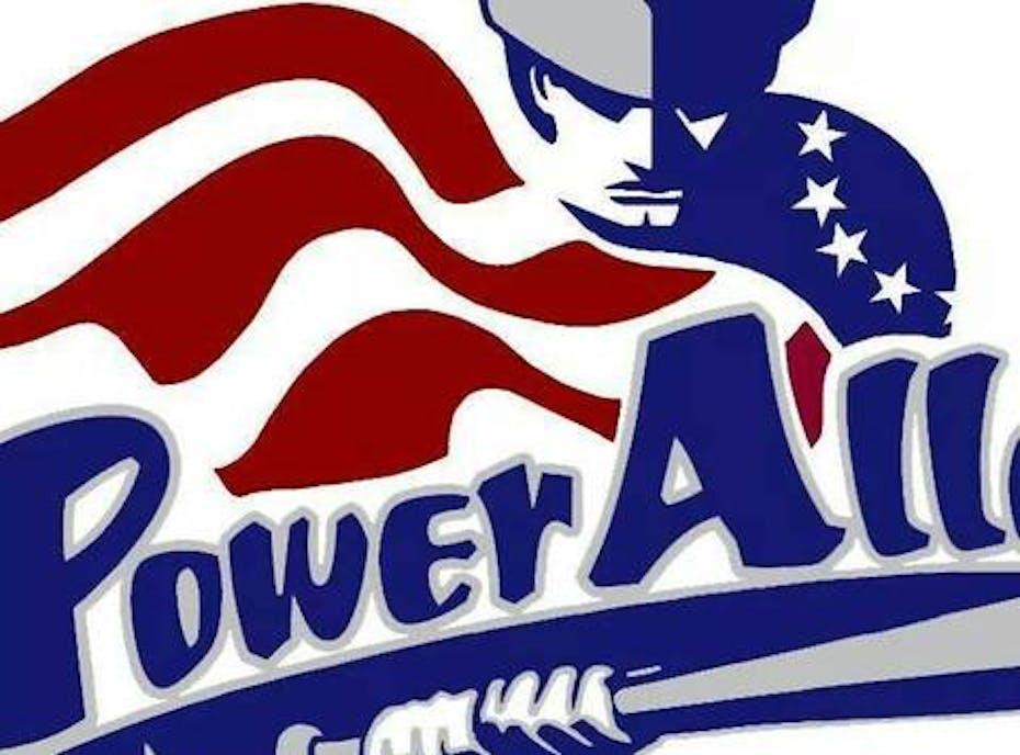 Power Alley Patriot Baseball 2014