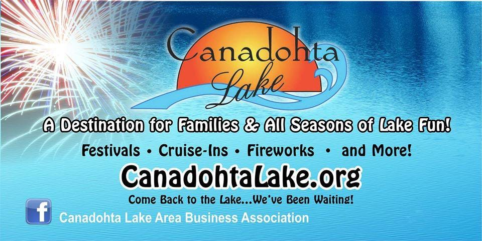 Canadohta Lake Community Events & Fireworks Fund 2014