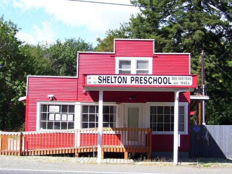 Shelton Preschool Fundraiser