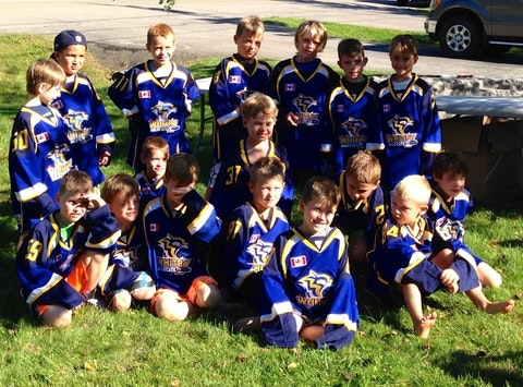 Whitby Wildcats MD7