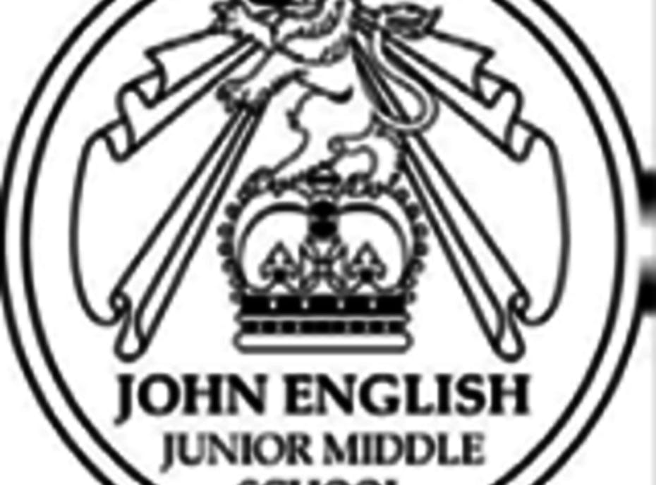 John English loves to read!
