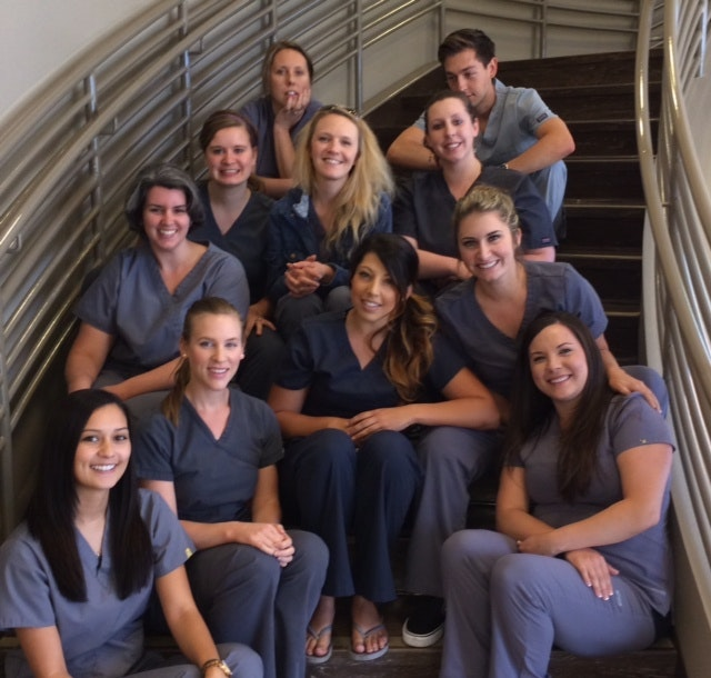 Shasta College Dental Hygiene Class of 2015