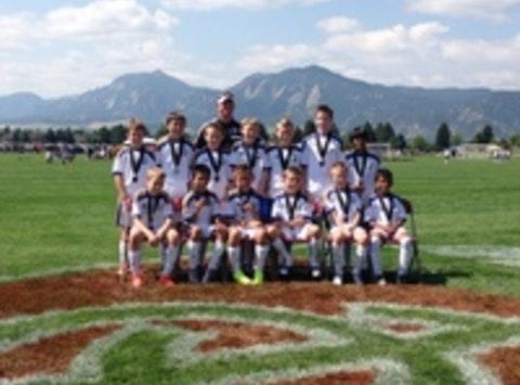 U12 Boys Select Storm Academy FC