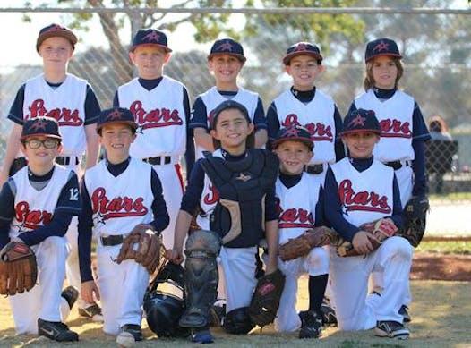 baseball fundraising - Spring Season