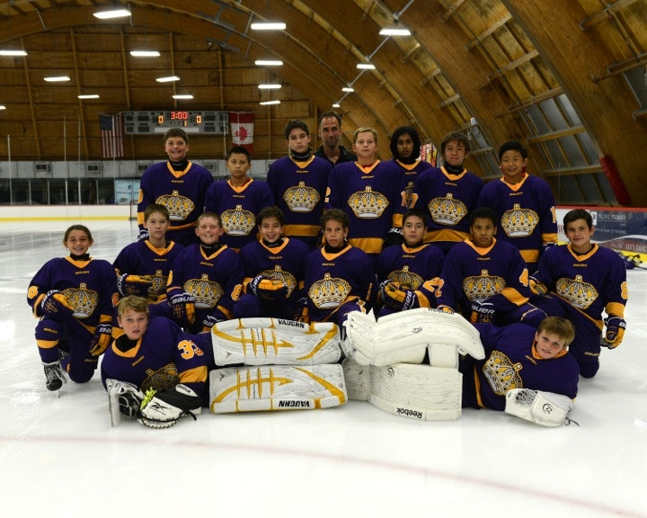 LA Jr Kings Hockey PeeWee AAA 2002 - Quest for Quebec