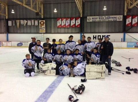 Westmall  Lightning Minor Bantam A