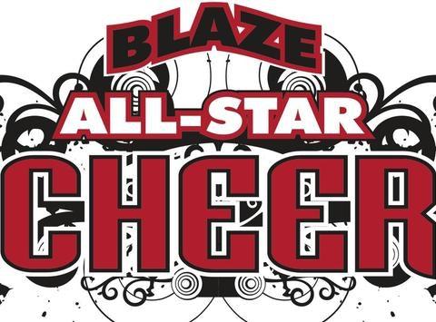 Blaze Cheer Fundraising