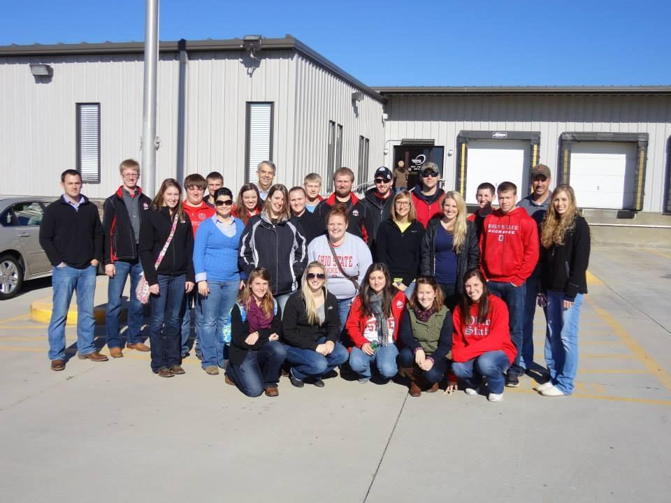 The Ohio State University Agribusiness Club Fundrasier