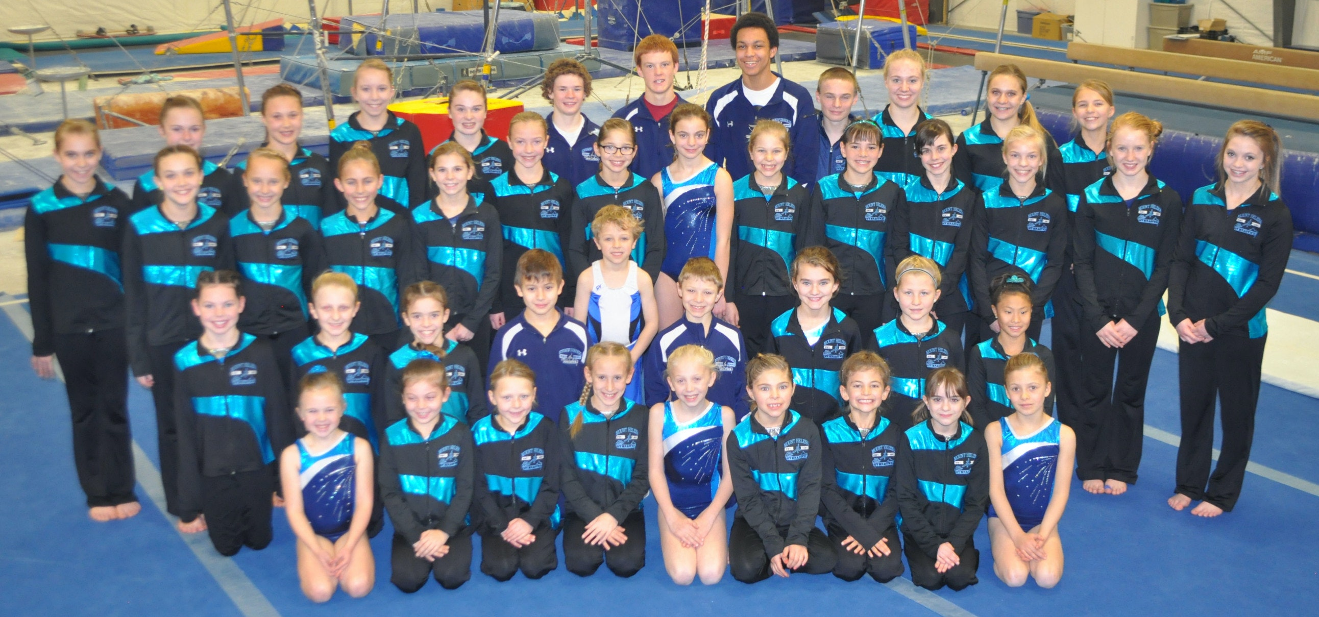 Mount Helena Gymnastics Booster Club